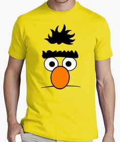 Camiseta BLAS (barrio sésamo) , camisetas torotoro