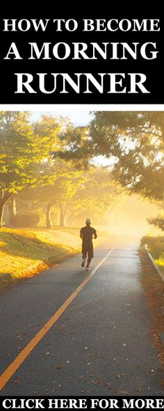 Here are some of the best guidelines that helped me become a morning runner.  http://www.runnersblueprint.com/how-to-become-a-morning-runner/ #Running #Morning #Workout