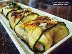 Ideas que mejoran tu vida Veggie Recipes, Vegetarian Recipes, Cooking Recipes, Healthy Recipes, Good Food, Yummy Food, Spanish Dishes, Health Dinner, Veggie Side Dishes