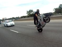 Bikes Running From Cops Compilation Motorcycle Runs From Police In