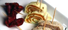 Norwegian tapas from Hardanger; lefse and cured meats