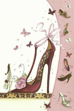 Shoes...Maria Woods