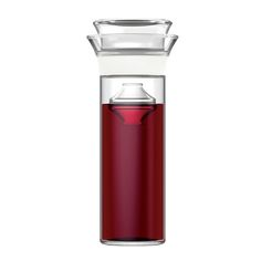 This Wine Saving Carafe preserves your wine with its original flavor for up to 7 days.