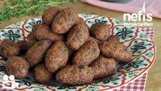 Kıbrıs Köftesi Tarifi 1 kg patates(yaklaşık 4-5 adet) 250 g kıyma 1 adet soğan 1 adet yumurta 2,5 dilim ekmek içi Yeteri kadar maydanoz Tuz, nane ve kimyon