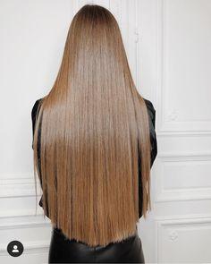 Long Brown Hair, Brown Blonde Hair, Very Long Hair, Blonde Honey, Beautiful Long Hair, Gorgeous Hair, One Length Hair, Peekaboo Hair, Silky Smooth Hair