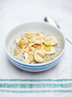 Porridge, several ways (by Jamie Oliver)