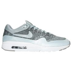 size 40 e6d4f bf5bd NIKE MEN S AIR MAX 1 ULTRA FLYKNIT CASUAL SHOES, GREY.  nike  shoes