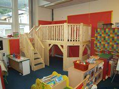 Bespoke Classroom Loft