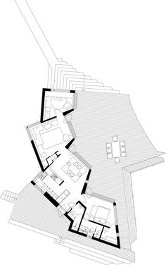 Image result for archdaily: radial plan