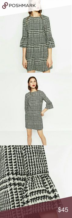 Weekend sale!!  ZARA Dress Super cute and stylish dress!!  Zara Dresses
