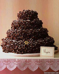 The Megeve Wedding Cake