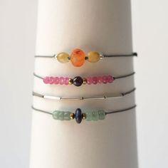 hammerwerke Krisztina Várdai Design - Schmuckkunst und Design Beaded Bracelets, Design, Jewelry, Fashion, Blacksmith Shop, Jewellery Making, Moda, Pearl Bracelets