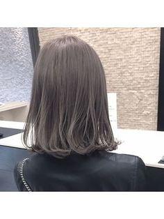 2018春の髪色はこれで決まり♡トレンドヘアカラー3選 - NAVER まとめ Hairstyles Haircuts, Hair Inspiration, My Hair, Hair Cuts, Hair Color, Hair Beauty, Long Hair Styles, Makeup, Hare