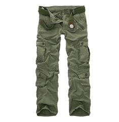 Military Tactical Hiking Cargo Pants Combat Trousers For Men - 7 Color – Miltact.com