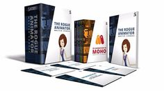 Course Review: The Rogue Animator - How to Create an animation from idea to finished short.