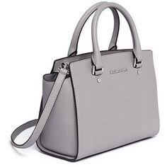 Michael Kors 'Selma' medium saffiano leather satchel