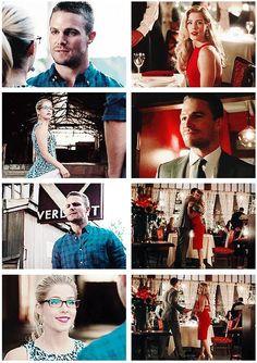 Arrow - Felicity and Oliver #3.1 #Season3 #Olicity ♥♥♥