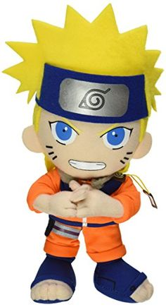 Great Eastern Entertainment Naruto Plush -- You can get more details by clicking on the image.