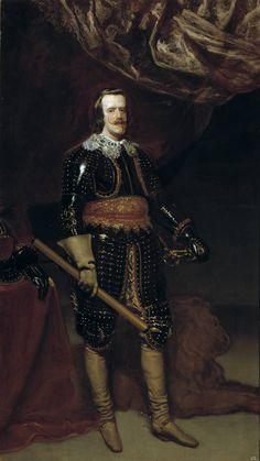Portrait de Philippe IV, 1652 atelier de Diego Rodríguez de Silva y Velázquez