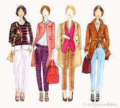 joanna baker illustrations - Google Search