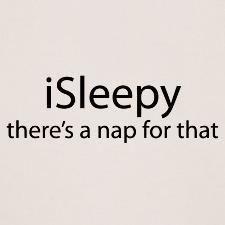 Sleepy funny-stuff