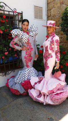 Mis Queridas Fashionistas: Las mujeres flamencas de Andrew Pocrid dan espectáculo en la Feria de Córdoba