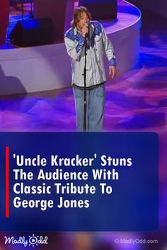 Uncle Kracker Stuns The Audience With Beautifully Classic Tribute To George Jones