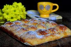 Пирог с яичным кремом