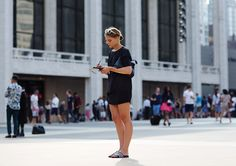 On the Street…..Lincoln Center, New York « The Sartorialist