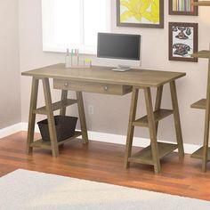 Floating Desk Diy Standing Desk Using Ikea Tornliden