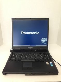 Panasonic Toughbook CF-51 Intel Pentium M 2.0 GHz 2 GBs RAM XP Pro COA