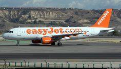 HB-JXD easyJet Switzerland Airbus A320-214