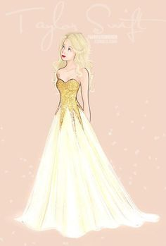 Drawing of Taylor Swift ❤