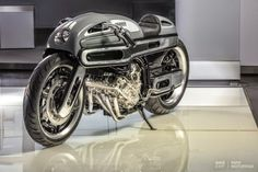 "BMW K1600 ""NURB's Project"" by Krugger Motorcycle"