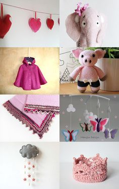 For girls by Fernanda Ibarrola on Etsy--Pinned with TreasuryPin.com