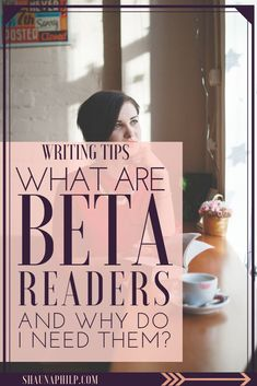 What are beta readers? I explain what they are and why they are vital to the writing process. Follow my blog for more writings tips, writing prompts and inspiration.