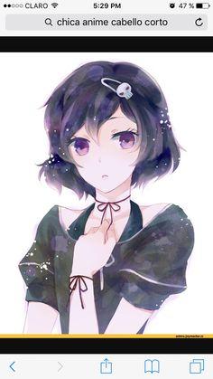 Chicas Anime Pelo Corto Cortes De Pelo Con Estilo 2018