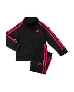 f902dc5ff Nike Toddler Girls 2-Pc. Velour Hoodie   Pants Set - Pink 3T ...