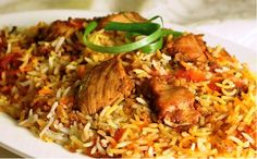 The Chicken Biryani Recipe