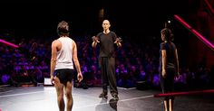 We all use our body on a daily basis, and yet few of us think about our physicality the way Wayne McGregor does. He demonstrates how a choreographer communicates ideas to an audience, working with two dancers to build phrases of dance, live and unscripted, on the TEDGlobal stage.