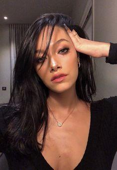 Image may contain: 1 person, closeup Camila Gallardo, Kj Apa Riverdale, Dominican Women, Brunette Beauty, Woman Crush, Beautiful Models, Bella Hadid, Face And Body, Girl Crushes