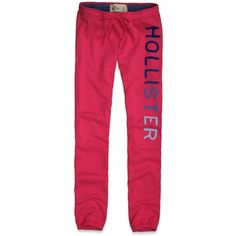 Hollister Co Hollister Skinny Banded Sweatpants ($35) ❤ liked on Polyvore