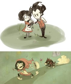 Don't Starve!