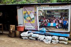 GUATEMALA: ¿QUÉ PASA EN LA PUYA? SOBRE LOS CAMINOS DE LA RESISTENCIA PACÍFICA