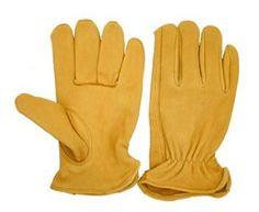 Amazon.com: Deerskin Driving - Horseback & Motorcycle Riding Gloves Large: Clothing