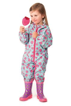 Little Nipper Rainsuit The suit is 100% waterproof and breathable.EUR34.99 www.hehirs.com