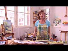 Aquarelleren 10 Handtekening, uitsnijden, passe partout en inlijsten - YouTube Watercolor Tips, Watercolour Painting, Acrylic Art, Tutorials, Inspiration, Drawing, Videos, Youtube, Modern