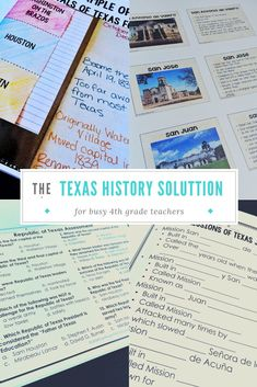 Browse over 730 educational resources created by Teaching In the Fast Lane in the official Teachers Pay Teachers store. History Interactive Notebook, Interactive Notebooks, Texas Teacher, Teacher Pay Teachers, Cooperative Learning Activities, Texas Revolution, History Lesson Plans, 5th Grade Social Studies, Texas History