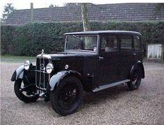 Jowett Black Prince 7 hp (1931)