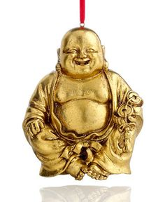 Buddha Ornament | Holiday Decor | Accessories | Decor | Z Gallerie ...